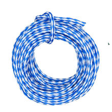 Polypropylene rope  hollow braided rope  floating rope with 6mmx1000m