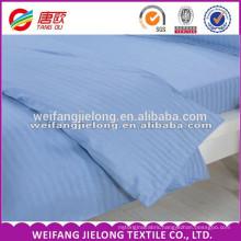 cheap price cotton white satin stripe fabric cotton fabric for bedding set stripe satin fabric