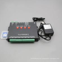 programa de edición de led controlador led T-1000 / T-4000 / T-8000