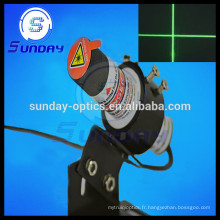 Module de laser de croisement 532nm, 1mw, 5mw, 10mw, 20mw, 50mw