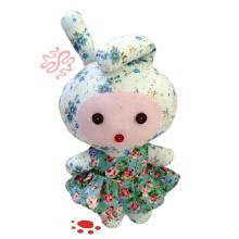 Nettes und reizendes gefülltes Plüsch-Kaninchen-Spielzeug (TPTT0110)