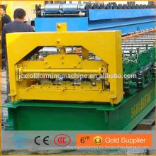 Cubierta de piso de alta calidad que forma la máquina hecha en China