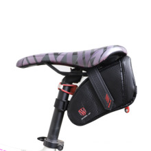 Soft EVA bike case,  Waterproof Bike Saddle Bag Bicycle Under Seat Pouch for Cycling Accessories