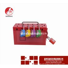 Wenzhou BAODI BDS-X8601 Kit de bloqueio do grupo caixa de cadeado de segurança