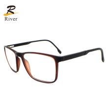 Fashion Square Colourful Temple Tr Sports Optical Eyeglasses Frames