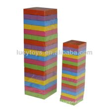 48 pcs wooden jenga