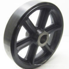 OEM cast part small casting part,tensioner pulley