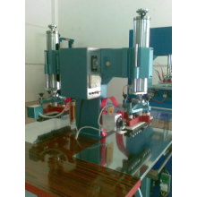 Folder pocket welding machine