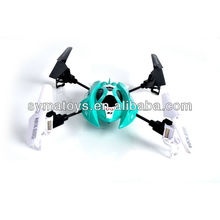 2014 NEUES SYMA X7 2.4G Quad Helikopter ultra Mikro mit 360 Eversion, Rc UFO