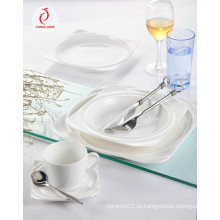 Conjuntos de jantar de porcelana de restaurante de moda Styel