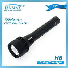 Cree XML-t6 LED Taschenlampe für Polizei