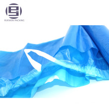 Wholesale custom bin liners waste drawstring garbage bags