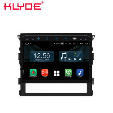 Android autoradio voor Land Cruiser