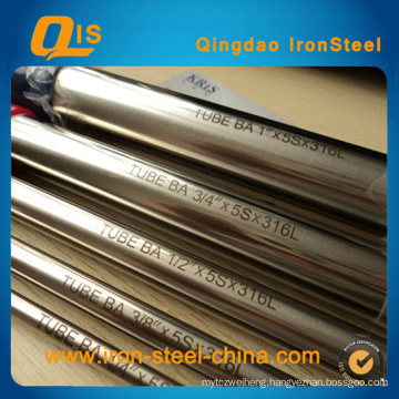 ASTM A249 Stainless Steel Tube for Furnace, Condenser and Heat Exchanger