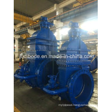 Resilient Seat Metal Seat Gate Valve with Bypass Valve