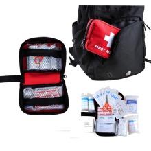 bolsa de botiquín de primeros auxilios de bolsillo simple