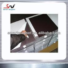 hot sale high coercivity sintered stock magnetic sheet
