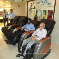 Chaise de massage à monnaie (RT-M01)