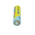 PKCELL Marca Pacote de Bolha 3.7 V 18650 Bateria De Lítio para Fabricação LR03 bateria alcalina AAA 1.5 v baterias