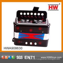 Hot Sale brinquedo de plástico musical crianças brinquedo acordeão
