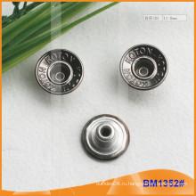 Пользовательские металлические кнопки Jean Buttons BM1352