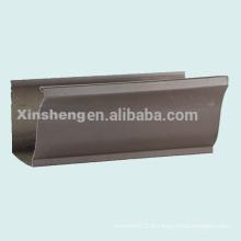 Alta qualidade 6 polegadas K estilo alumínio Gutter