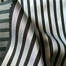 100% polyester COTTON YARN DYED DOBBY FABRIC