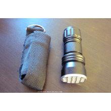 21LED flashlight touch