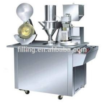Полуавтоматическая машина для наполнения капсул DTJ