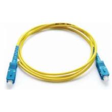 Cable de conexión de fibra monomodo Sc