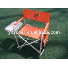600D Oxford cloth aluminium portable folding leisure director beach chair