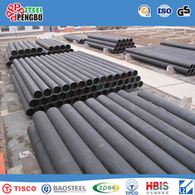 Hot Rolled Carbon Steel Seamless Pipe with SGS ISO