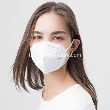 KN95 4-Layer Protective Mask Anti-virus FDA ในสต็อก