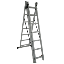 6m Aluminum Combination Extension Step Ladders