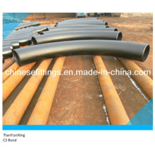 A860 Wphy65 Encaixe de tubulação de aço carbono do cotovelo da dobra do encanamento