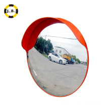 high quality traffic safety indoor plastic convex mirror