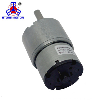 10kg.cm 12v dc motor with gear reduction
