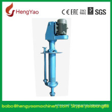 Metal Lined Centrifugal Vertical Slurry Sump Pump