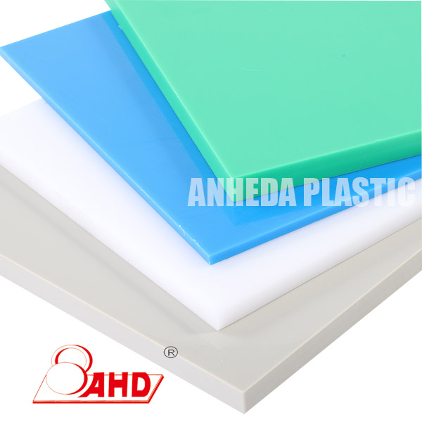 Colored Hdpe Sheets
