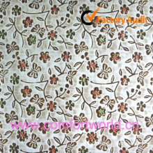 New Style Embossed Pattern PU Wall Paper