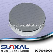 N48 NdFeB Nickel Plating Disc Magnet