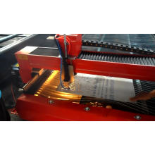 machine de découpage de plasma de commande numérique par ordinateur, découpeuse de plasma de commande numérique par ordinateur de haute qualité 1325 pour le métal