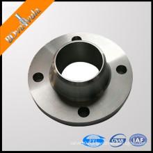 BS weld neck flange carbon steel pn25 ff baoding Manufacturer