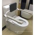 Lavabo de baño de marca de agua estándar australiano del proveedor Inodoro de dos piezas para discapacitados (6018)