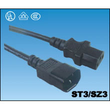 European VDE AC Power Cords