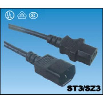 European VDE AC Power Cords