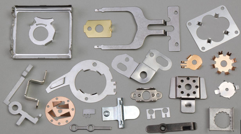different kinds of metal clip
