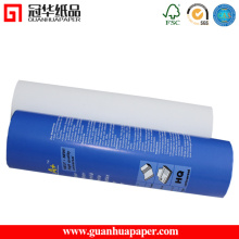 ISO China Factory 216 mm de largeur de papier de fax thermique