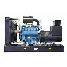 88KVA AOSIF Doosan diesel generator with ISO&CE