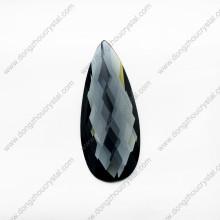 Piedra de cristal del ojo del caballo decorativo de lujo flojo suelto